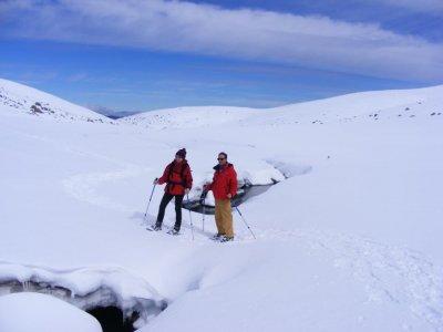 Gredos Tormes Turismo Activo  Raquetas de Nieve
