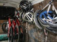 自行车路线准备材料