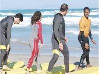 Lezione di surf Playa Muchavista El Campello 90 min