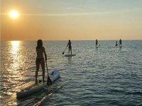 Classe SUP Spiaggia Muchavista a El Campello 90min