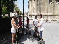 Descubriendo la ciudad en dos ruedas