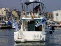 从巴塞罗那游船
