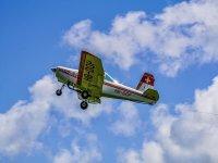 Volo in aereo a Cáceres