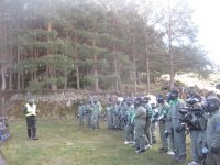 Paintball experiencie