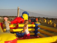 Boxeo inflable