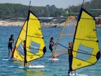 windsurfing class