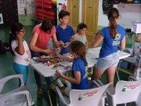 actividaes del campamento