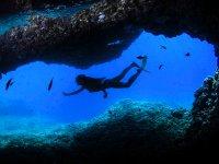 喷气潜水和浮潜