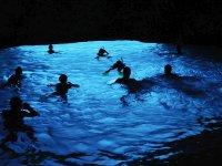 阿库迪亚的喷气滑雪和浮潜