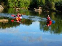 Ruta en dos kayaks en Arrabida