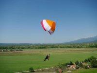Paragliding in Alicante