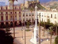 conoce el centro historico de almeria