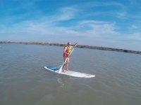 推进划桨冲浪桌