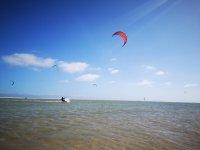 Clases de kitesurf en Fuerteventura
