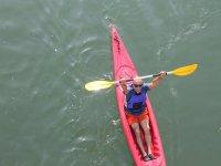 Kayaking en el Ebro