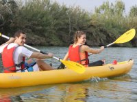 Ruta en kayak en La Cava