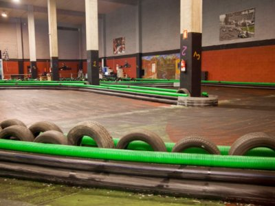 Tolosa Indoor Karting Despedidas de Soltero