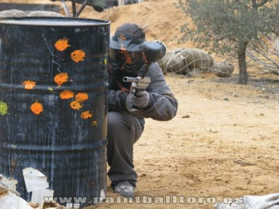 CTR Doña Elvira Paintball