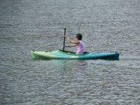 remare in canoa
