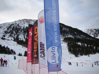 Club D'Esquí Llívia Snowboard