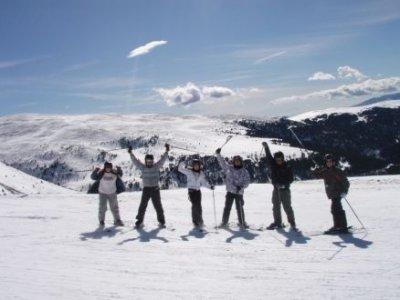 Bavaresa Esquí