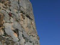 pareti per arrampicata