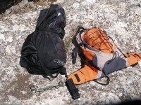 attrezzatura per arrampicata