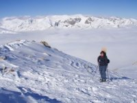 Disfruta en la nieve