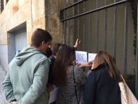 Un dia de enigmas en Madrid