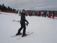 Disfruta del esquí