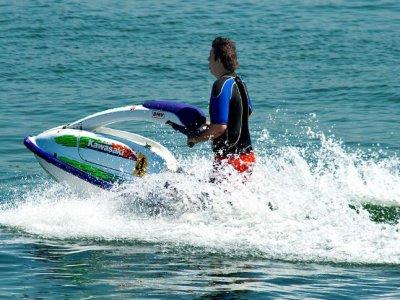 Charter Cala Estancia Motos de Agua