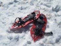 raquetas de nieve camarena de la sierra