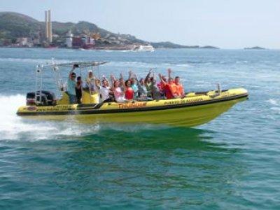 Charter Cala Estancia Paseos en Barco
