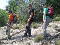 trekking in javalambre