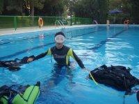Entrenamiento en aguas confinadas