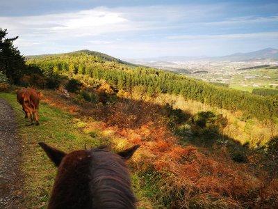 骑马穿越铁带和索佩拉