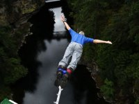 ¡Bungy jumping!