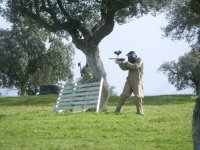 Paintball, naturaleza y accion