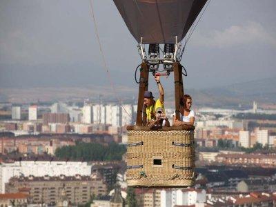 在Vizcaya儿童气球飞行1小时15分钟