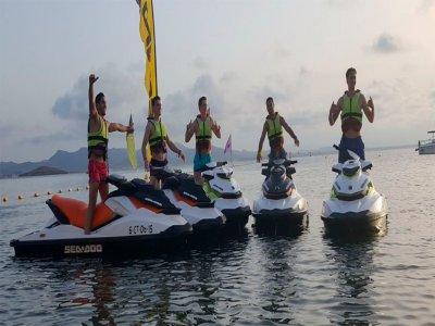 Ruta en Moto de Agua La Manga del Mar Menor 45 min