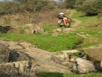Camino para motos