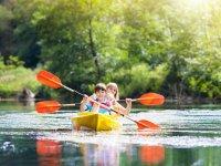 Giro in canoa attraverso Sanxenxo