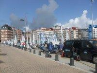 Sanxenxo Port