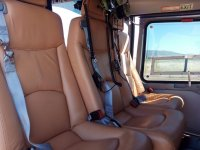 Plazas con cinturones de seguridad