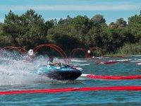 Circuito sulle nostre moto d'acqua