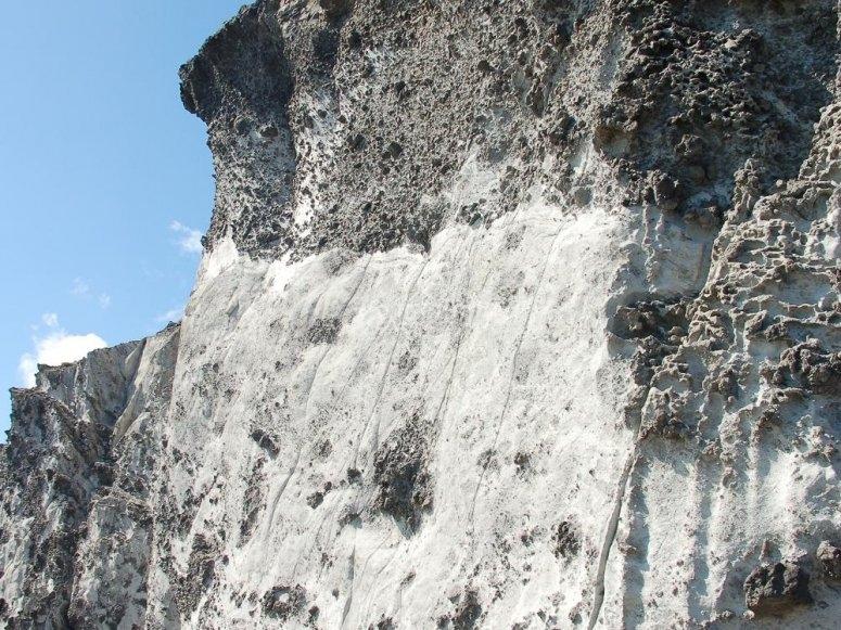 Acantilados volcanicos