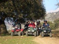 Paseo en quad