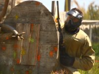 the best game of paintball