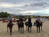 torneo de equitacion