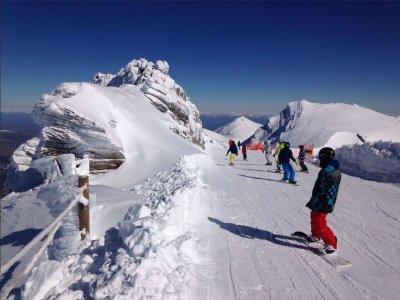 Alto Campoo Snowboard